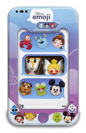 Disney Emoji #ChatCollection Storage Tin - Series 1